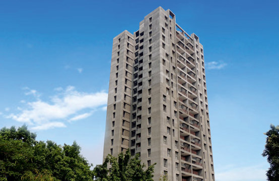 Princetown Towers – 2 BHK flats in Undri Pune