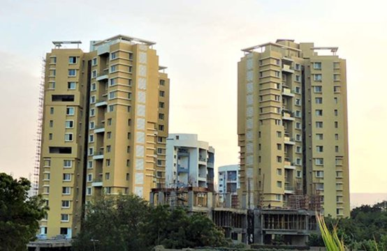 Princetown Royal – 3 BHK flats in Undri Pune